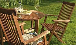 Garden Furniture Restoration Image