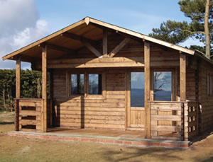 Log Cabin Treatment Services Image