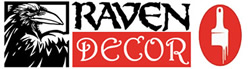 Raven Decor Painting & Decorating Contractors Logo