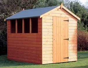 Shed Treatment Services Image
